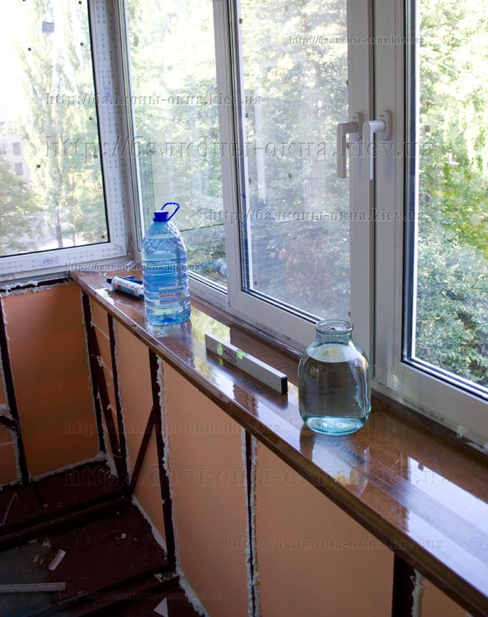 Фотографии утепления балконов в киеве.