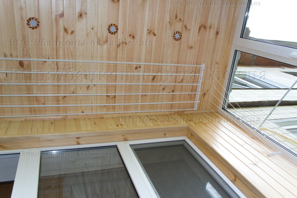 Потолочная сушка на балкон от 650 грн с установкой, сушка дл.