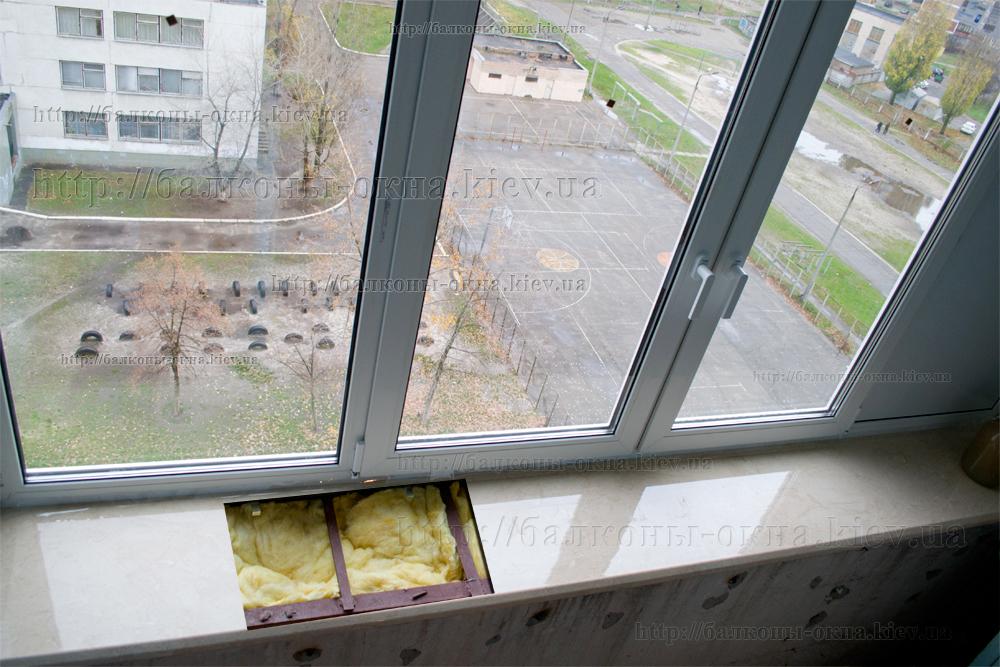 Вынос балкона в киеве от 300грн за метр погонный.