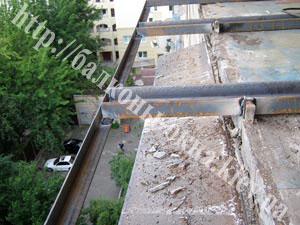 Выносные балконы. Что это такое и зачем это мне.